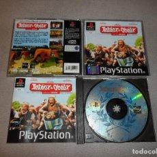 Videojuegos y Consolas: PS1 ASTERIX & OBELIX CONTRA CESAR PAL ESP COMPLETO. Lote 121494387