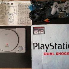 Videojuegos y Consolas: CONSOLA PLAY STATION 1 PS1 PSX NUEVA. Lote 121618807