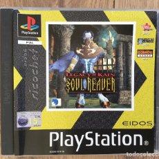 Videojuegos y Consolas: LEGACY OF KAIN : SOUL REAVER PLAYSTATION 1 ( SIN INSTRUCCIONES ) PAL. Lote 121646871