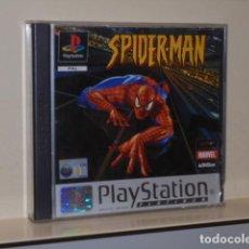 Videojuegos y Consolas: SPIDER-MAN - PLAYSTATION - PS1 - OCASION SPIDERMAN. Lote 121657671