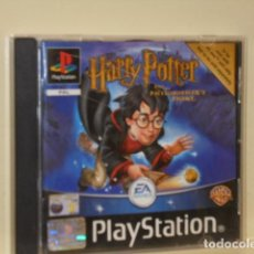 Videojuegos y Consolas: HARRY POTTER AND THE PHILOSOPHER´S STONE - PLAYSTATION - PS1 - OCASION SPIDERMAN. Lote 121657931