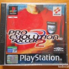 Videojuegos y Consolas: PS1 PRO EVOLUTION SOCCER 2 - PES - PAL ESPAÑA - PLAYSTATION (BB). Lote 121730835