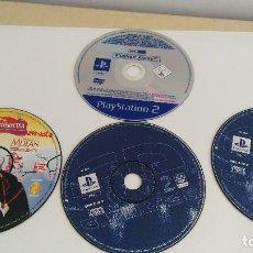 Videojuegos y Consolas: JUEGO PARA PSX PLAY 1 DISCOS VARIOS. Lote 121850283