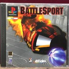 """Videojuegos y Consolas: PLAYSTATION 1 """" BATTLESPORT """". Lote 121886356"""