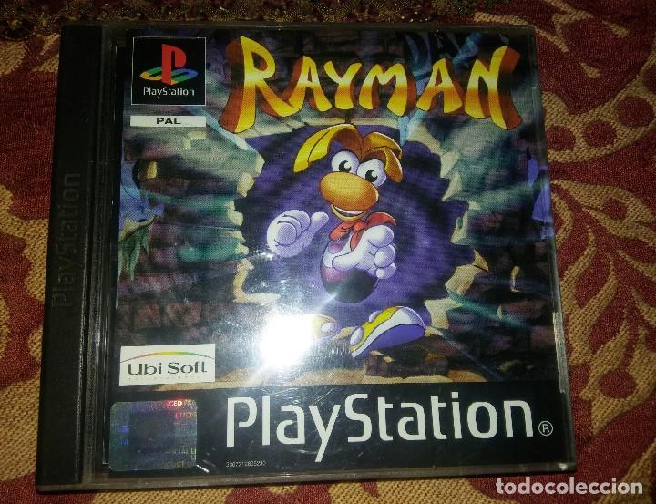 Juego Play 1 Rayman Ps1 Comprar Videojuegos Y Consolas Ps1 En