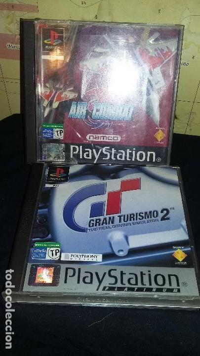 ANTIGUOS JUEGOS DE PLAY 1 (Juguetes - Videojuegos y Consolas - Sony - PS1)
