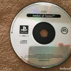 Videojuegos y Consolas: MEDAL OF HONOR MOH - PSX PS1 PLAYSTATION 1 PLAY STATION ONE KREATEN. Lote 123041667