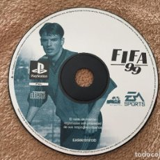 Videojuegos y Consolas: FIFA 99 - PSX PS1 PLAYSTATION 1 PLAY STATION ONE KREATEN. Lote 123044231