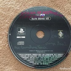 Videojuegos y Consolas: EURO DEMO 48 - PSX PS1 PLAYSTATION 1 PLAY STATION ONE KREATEN. Lote 123044459
