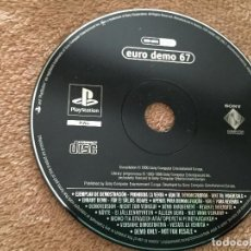 Videojuegos y Consolas: EURO DEMO 67 - PSX PS1 PLAYSTATION 1 PLAY STATION ONE KREATEN. Lote 123046755