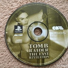 Videojuegos y Consolas: TOMB RAIDER THE LAST REVELATION CORE EIDOS PSX PS1 PLAYSTATION 1 PLAY STATION ONE PSONE KREATEN. Lote 124294163