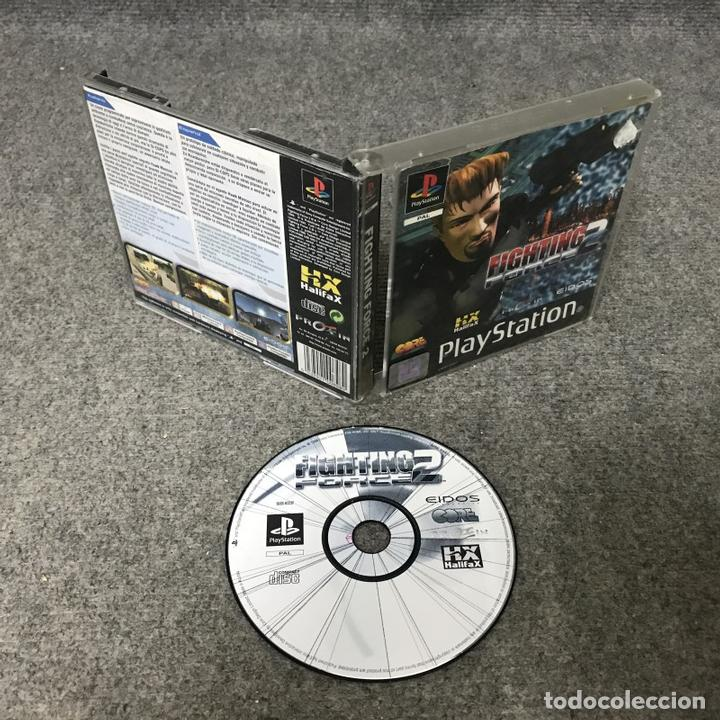 FIGHTING FORCE 2 SONY PLAYSTATION (Juguetes - Videojuegos y Consolas - Sony - PS1)