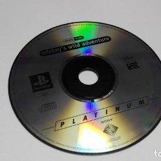 Videojuegos y Consolas: MICKEY´S WILD ADVENTURE ( JUEGO PS1 - PSX - PAL - ESPAÑA). Lote 124661911