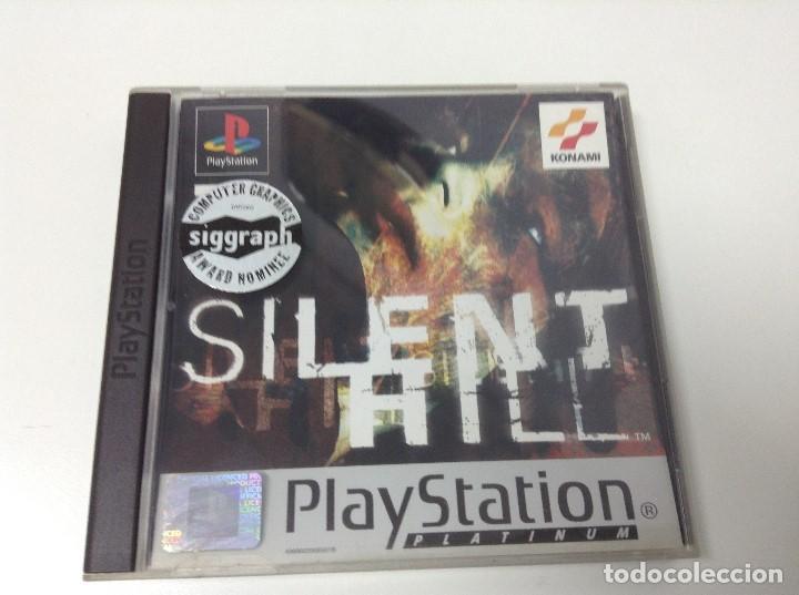 SILENT HILL (Juguetes - Videojuegos y Consolas - Sony - PS1)