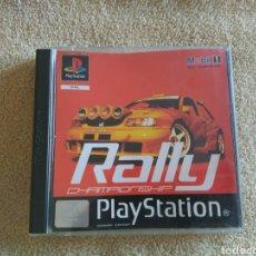 Videojuegos y Consolas: JUEGO RALLY CHAMPIONSHIP PS1. Lote 127750394