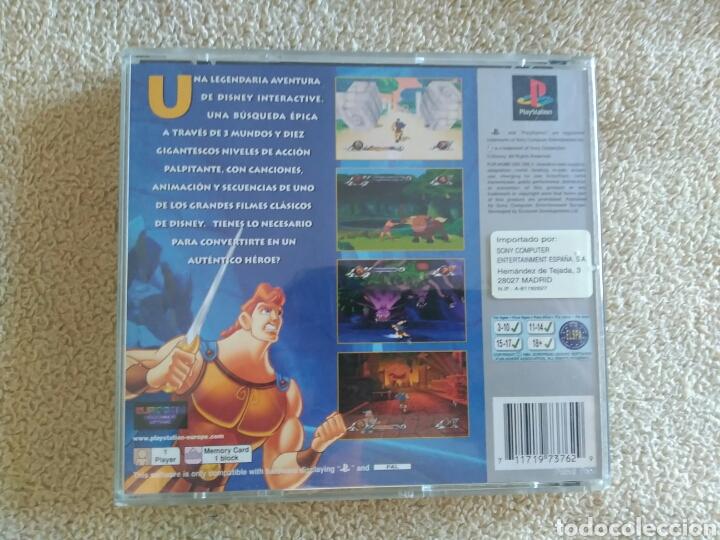 Videojuegos y Consolas: JUEGO HERCULES PS1 - Foto 2 - 127798231