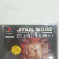 Videojuegos y Consolas: VIDEO JUEGO PLAYSTATION 1 STAR WARS EPISODIO 1 ALEMANIA. Lote 127993807