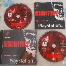 Videojuegos y Consolas: RESIDENT EVIL 2 PARA PS1 PS2 Y PS3!!!!. Lote 128642527