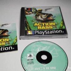 Videojuegos y Consolas: ACTION BASS ( INGLES) (PLAYSTATION ONE-PSX -PAL- ALEMANIA). Lote 131006640