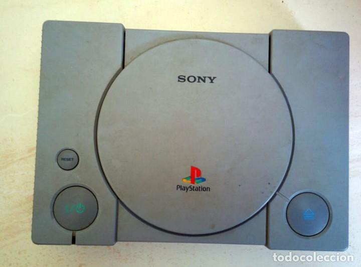 CONSOLA PLAYSTATION PSX (Juguetes - Videojuegos y Consolas - Sony - PS1)