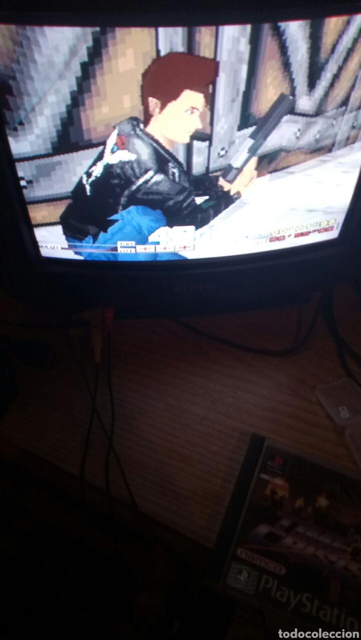 Videojuegos y Consolas: Time crisis +pistola namco leer - Foto 2 - 131296327