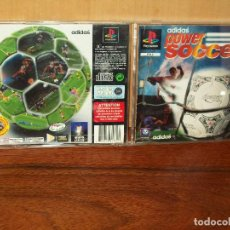Videojuegos y Consolas: POWER SOCCER - PLAYSTATION 1. Lote 132078074