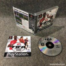 Videojuegos y Consolas: FIFA FOOTBALL 2005 SONY PLAYSTATION. Lote 132443375