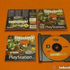 Videojuegos y Consolas: JUEGO PLYSTATION TIMESHOCK. Lote 132530358
