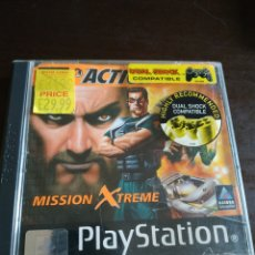 Videojuegos y Consolas: ACTION MAN PS1. Lote 132562947