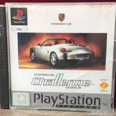 Videojuegos y Consolas: JUEGO PLAYSTATION 1 PORSCHE CHALLENGE. Lote 132933386