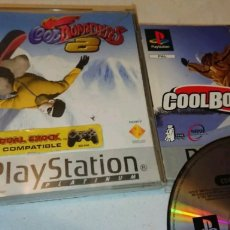 Videojuegos y Consolas: PACK COOLBOARDERS 2 (COMPLETO) + COOLBOARDERS 3 (SOLO DISCO + MANUAL). PS1. Lote 132959489