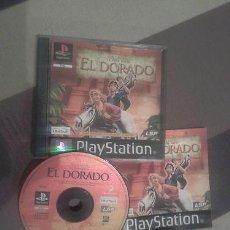 Videojogos e Consolas: JUEGO PLAYSTATION EL DORADO. Lote 133177866