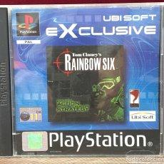 Videojuegos y Consolas: JUEGO PLAYSTATION 1 RAINBOW. Lote 133411153