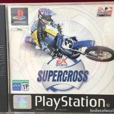 Videojuegos y Consolas: JUEGO PLAYSTATION 1 EA SPORTS SUPERCROSS. Lote 133411635