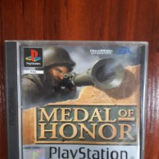 Videojuegos y Consolas: MEDAL OF HONOR - SONY PLAYSTATION 1 - PS1 - PSX - PAL - INGLÉS. Lote 97523775