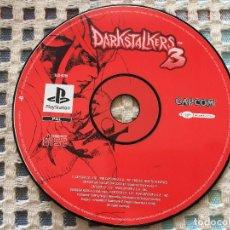 Videojuegos y Consolas: DARKSTALKERS 3 DARK STALKERS STALKER DARKSTALKER III PSX PS1 PLAYSTATION 1 PLAY STATION ONE KREATEN. Lote 133647134