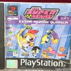 Videojuegos y Consolas: JUEGO PLAYSTATION 1 THE POWERPUFF GIRLS. Lote 133756145