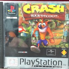 Videojuegos y Consolas: JUEGO PLAYSTATION 1 CRASH BANDICOOT PLATINUM. Lote 133757218