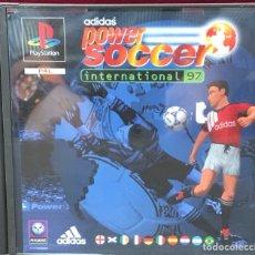 Videojuegos y Consolas: JUEGO PLAYSTATION 1 ADIDAS POWER SOCCER INTERNATIONAL'97. Lote 133758531