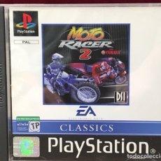 Videojuegos y Consolas: JUEGO PLAYSTATION 1 MOTO RACER 2 CLASSICS. Lote 133759413