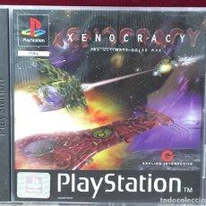 Videojuegos y Consolas: JUEGO PLAYSTATION 1 XENOCRAZY. Lote 133760893