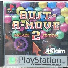 Videojuegos y Consolas: JUEGO PLAYSTATION 1 BUST-A-MOVE 2 PLATINUM. Lote 134036345