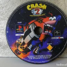 Videogiochi e Consoli: CRASH BANDICOOT 2 PS1 SOLO CD. Lote 134079534