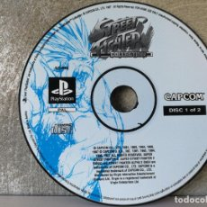 Videojuegos y Consolas: STREET FIGHTER COLLECTION PS1 SOLO CD 1 DE 2. Lote 134079894
