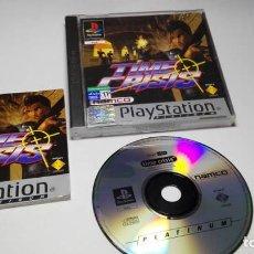 Videojuegos y Consolas: TIME CRISIS (PLAYSTATION ONE-PSX -PAL- ESPAÑA). Lote 134226206