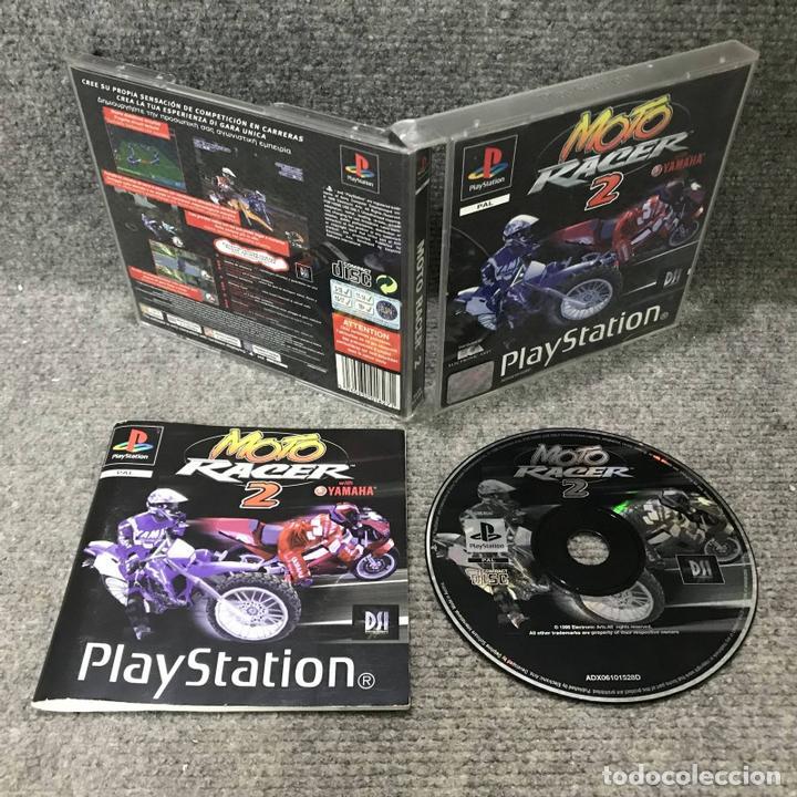 MOTO RACER 2 SONY PLAYSTATION (Juguetes - Videojuegos y Consolas - Sony - PS1)