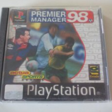 Videojuegos y Consolas: JUEGO PREMIER MANAGER 98 PLAYSTATION 1 PS1 PSONE PLAY STATION. PAL. Lote 134711346