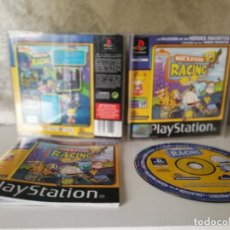 Videojuegos y Consolas: NICKTOONS RACING PS1. Lote 134944138