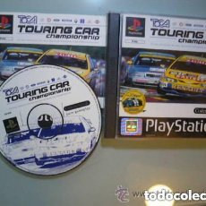 Videojuegos y Consolas: JUEGO PLAYSTATION TOCA TOURING CAR CHAMPIONSHIP. Lote 134984378