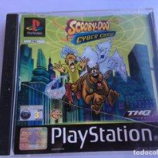 Videojuegos y Consolas: JUEGO SCOOBY DOO - PS1- PLAYSTATION 1 - PSX. Lote 135363046